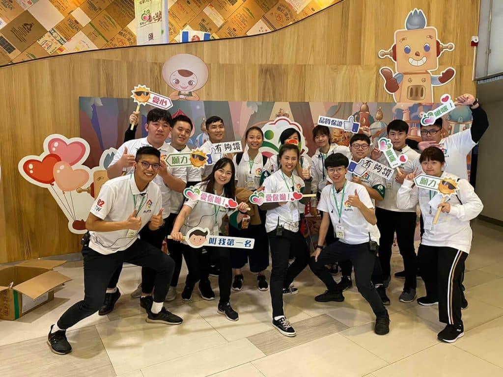 台北普仁頒獎典禮 靈鷲山國際青年團台北區團
